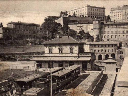 1908: firmato il contratto per costruire la ferrovia Umbertide-Terni