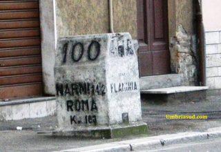 Flaminia, borgo Bovio