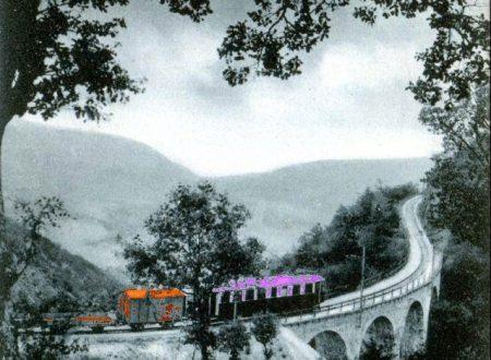 Piedipaterno, deraglia il treno della Spoleto-Norcia