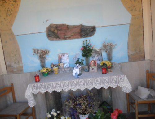 Filomena santa cancellata, ma a Cospea i fedeli insistono