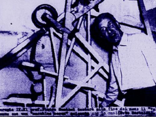 L'ingegnere perugino che inventò l'aereo a pedali