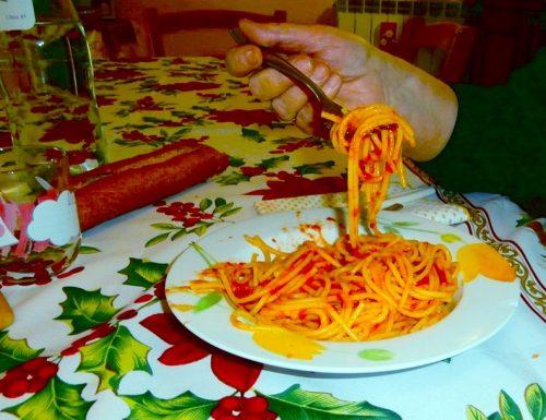 """Spaghetti """"espressi"""": idea geniale ma fu un naufragio"""