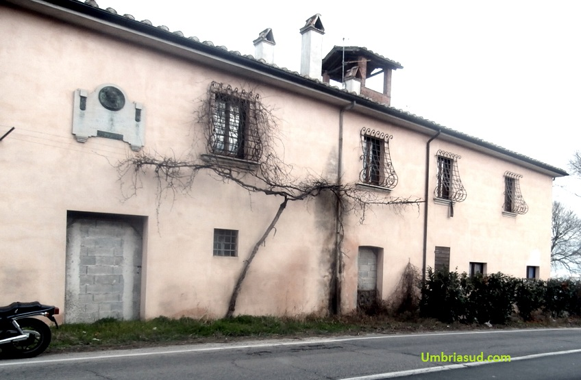 Faustini Vittorio sindaco di Terni