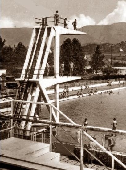 piscina clt