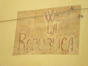 """Ferentillo, il rispetto per la """"Republica"""""""