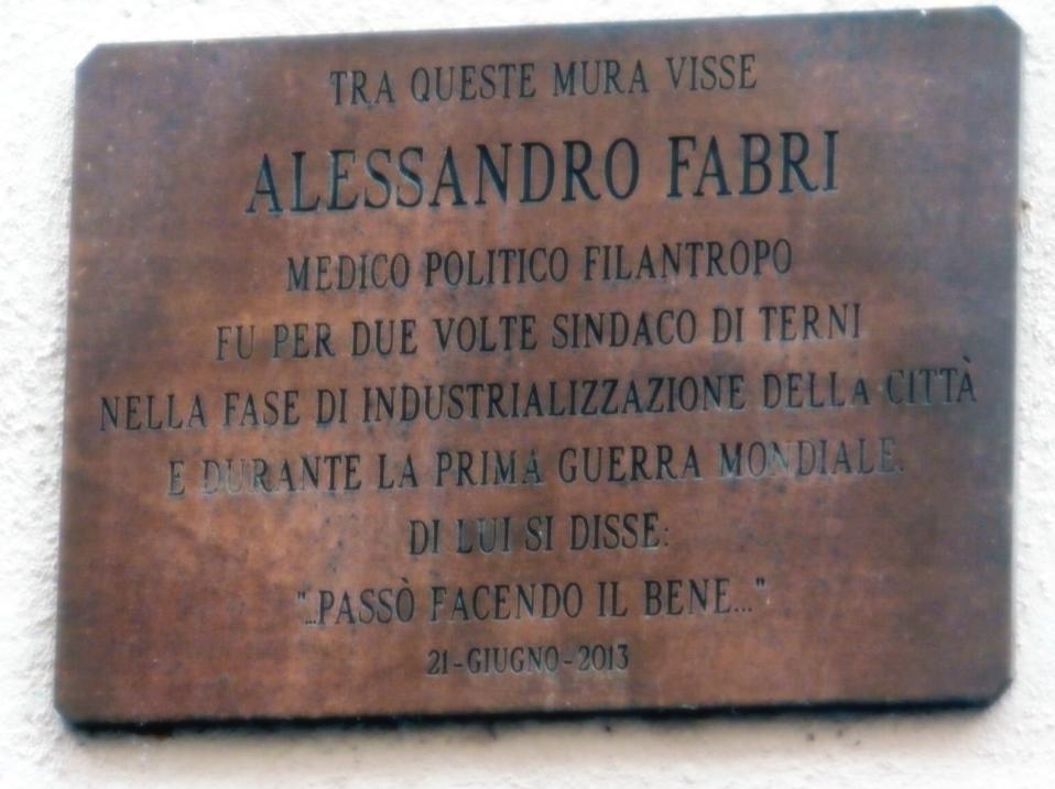 Alessandro Fabri
