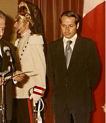 Pietro Conti primo presidente dell'Umbria