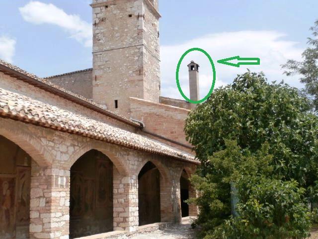 Trevi Santa maria pietrarossa