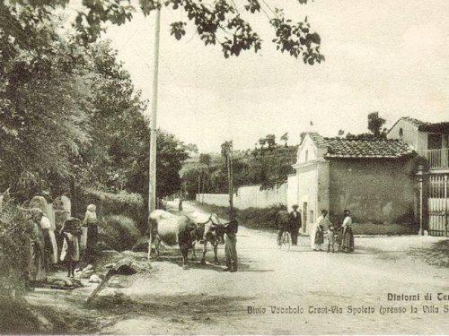 La mini chiesa di Villa Spadoni