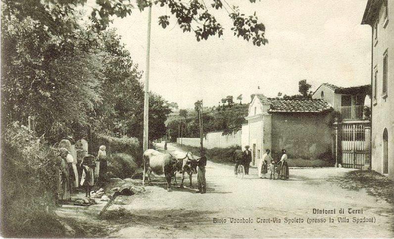 Spadoni Terni Borgo Trevi