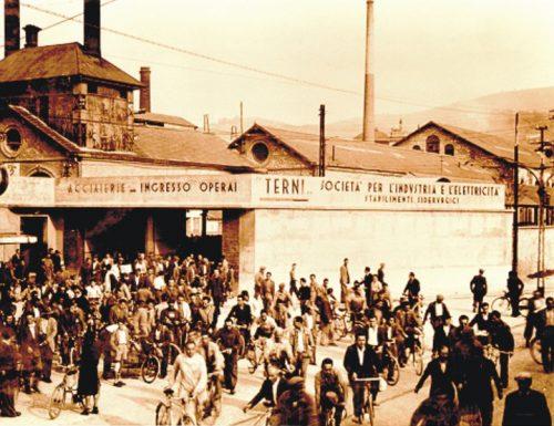 """1948, la """"Terni"""" licenzia 2.200 persone"""