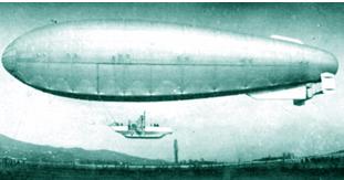 Riziero Rapanelli un ternano in guerra sui dirigibili