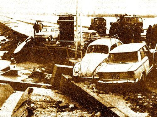 1965: nubifragio estivo, sette morti in Umbria