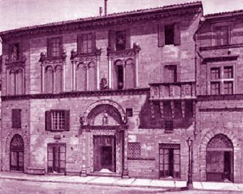 La sede della Corte d'Assise di Perugia