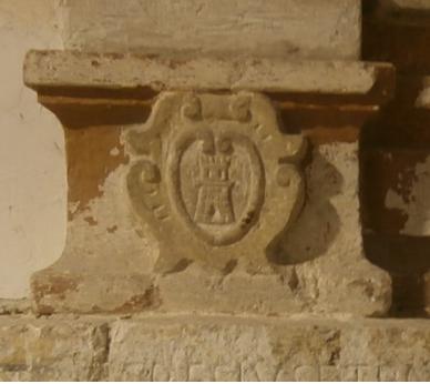 Lo stemma di Torre Orsina