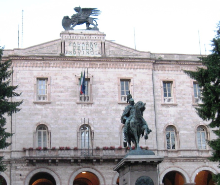 Province: così Terni e Rieti s'affrancarono da Perugia