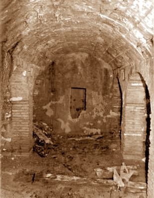 Basilica San Valentino, i sotterranei (Arch, Ass. S.Valentino-Borgo Garibaldi)