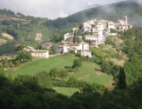 Usigni, due abitanti e una chiesa del Bernini
