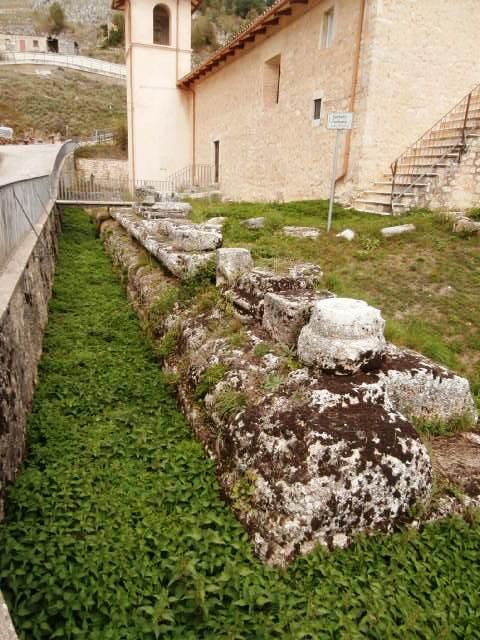 Tempio romano Cascia