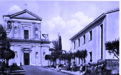 St. Valentine's Church in 1960