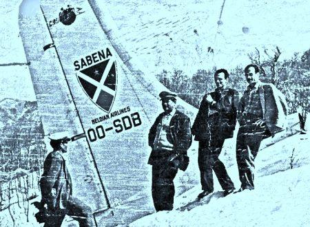 Sui Monti Sibillini l'aereo del mistero