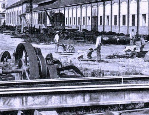 Terni, l'atto di nascita delle acciaierie Saffat