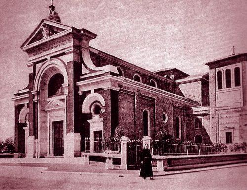 Terni 1957: in chiesa a Sant'Antonio torna improvvisamente a vedere