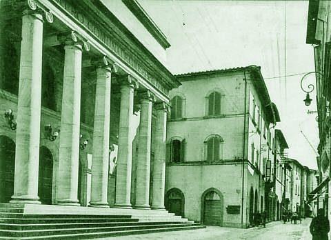 1888, Teatro Verdi da primato grazie all'elettricità