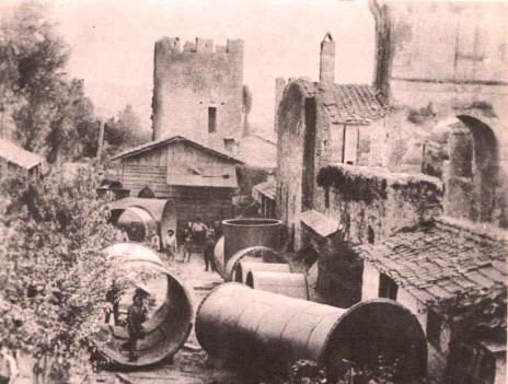 "1910, nasce la ""Bosco spa"""