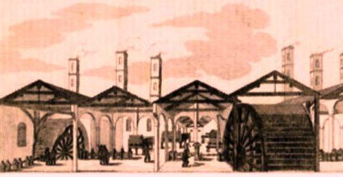 Pio IX a Terni non va in duomo, ma alla Ferriera