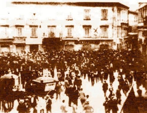 Terni, l'eccidio del giugno 1920