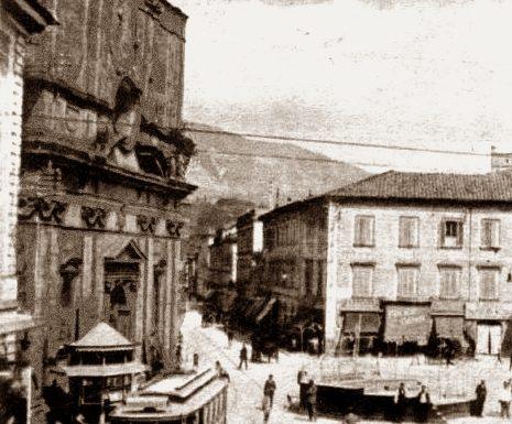 San Giovanni Decollato, due secoli per finire la facciata