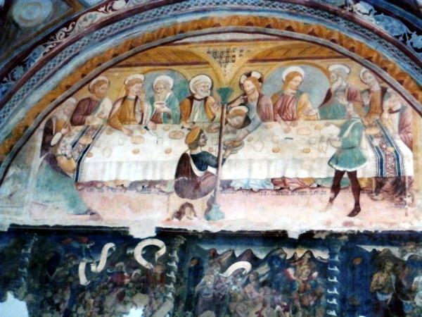 L'Ultima Cena (Foto UmbriaSud.com)