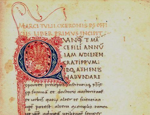 """Codice miniato rubato a Perugia: """"taglia"""" del Comune"""