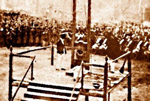 Terni 1840, Epifanio ghigliottinato in piazza