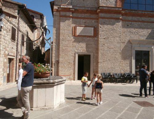 Montecastello Vibio, oltre al Teatro c'è di più