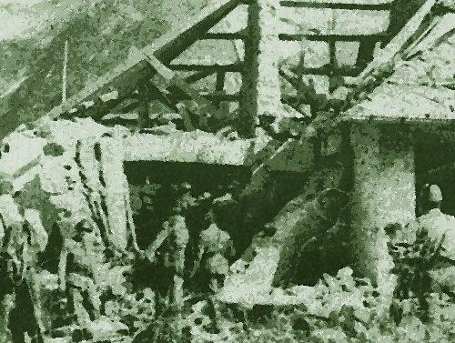 L'attentato di Malga Sasso e il sacrificio del ten. Petrucci