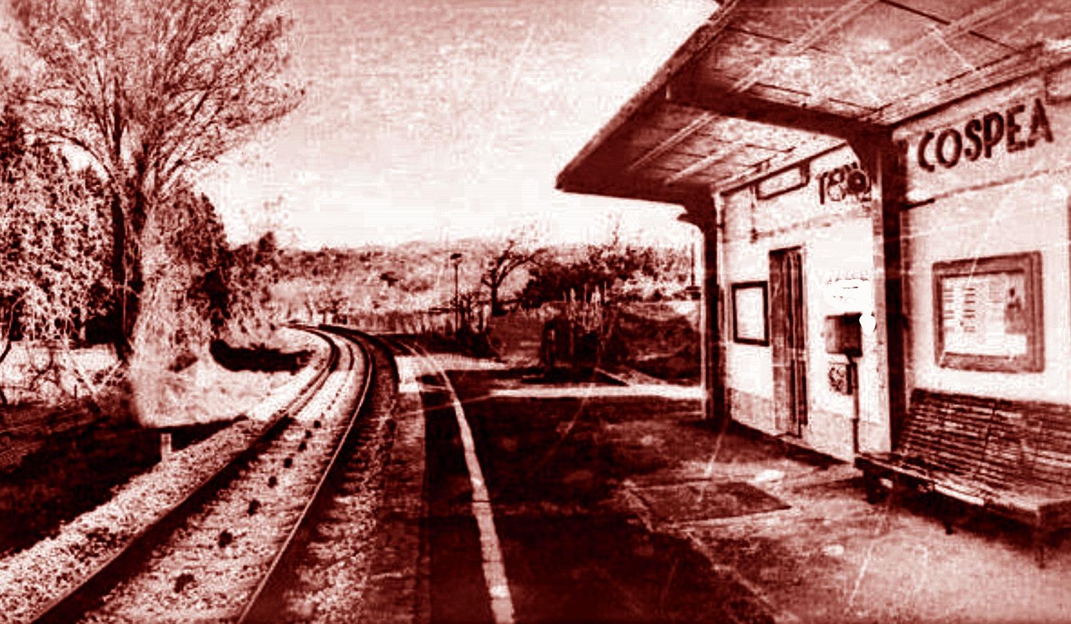 La stazione di Terni Cospea