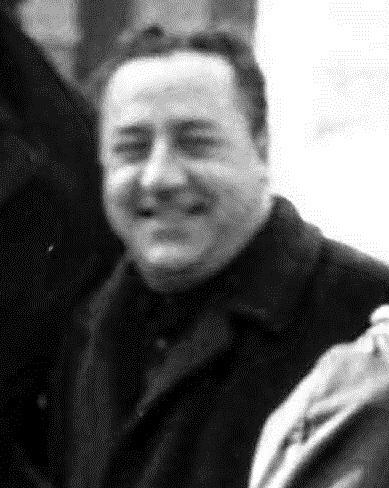 Assessore comune di Terni anni 1960