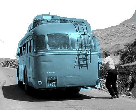 1950, Perugia: bus fuori strada, finisce in tragedia la gita della parrocchia
