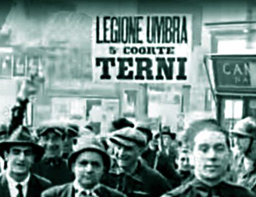"""1929, a Terni e Perugia grandi celebrazioni della """"Marcia su Roma"""""""