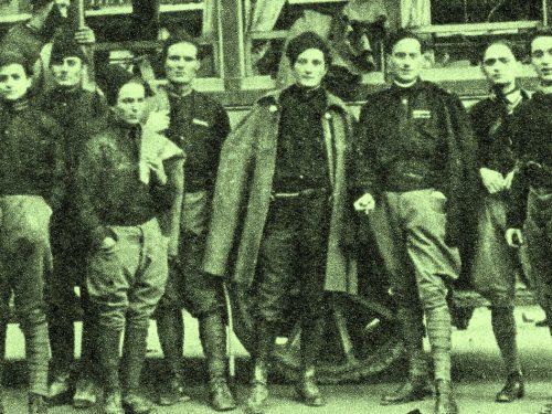 1921, raid di 400 fascisti perugini a Orvieto, Ficulle, Porano e Allerona