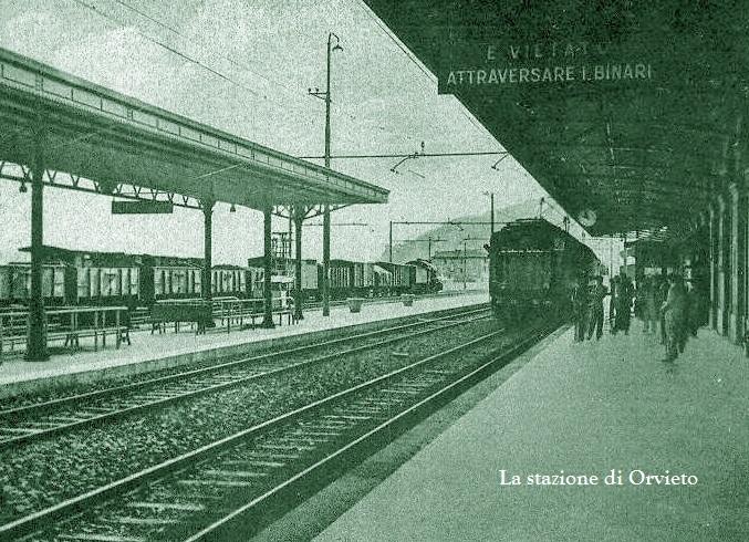 Orvieto stazione