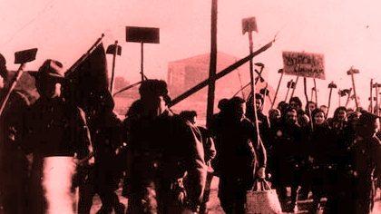 Gubbio: un comunista all'ospedale e tre fascisti in carcere