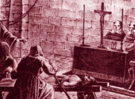 Frate inquisitore reclama 26 anni di paga arretrata