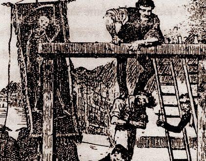 A Foligno l'esordio in carriera di Mastro Titta, il boia