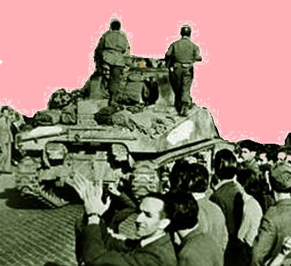 Violentata e massacrata da militari alleati a Strettura