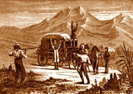 Condannati a morte i briganti assalitori della diligenza
