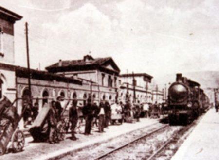 Spoleto 1872: deraglia il treno Firenze-Roma