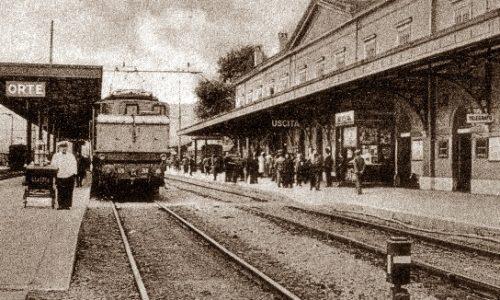 Ferrovie, il fascismo annuncia il raddoppio della Orte-Terni